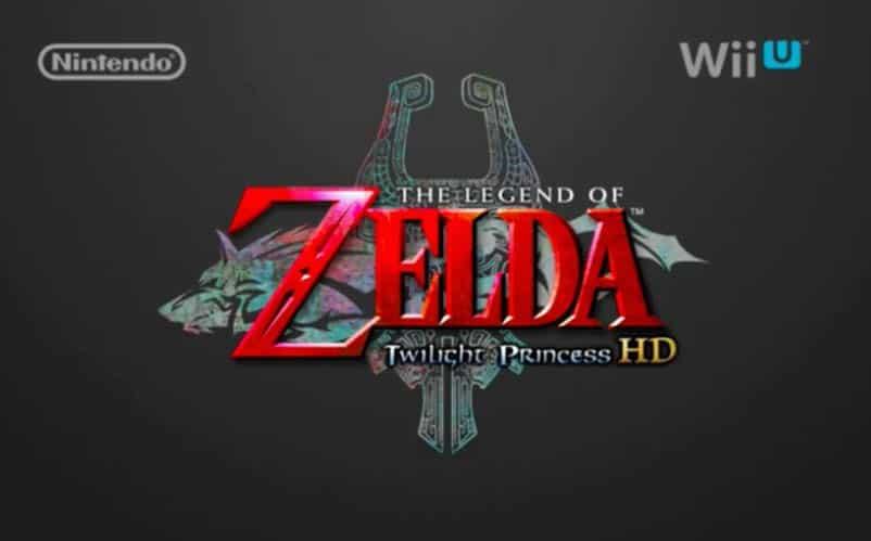 Twilight princess release date