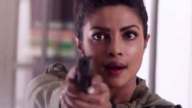 Quantico characters