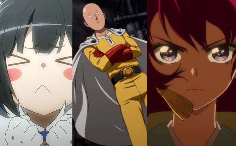 Anime Characters 2015 : Best new anime characters of