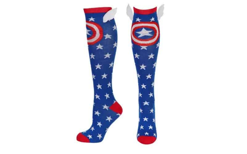 cool superhero socks
