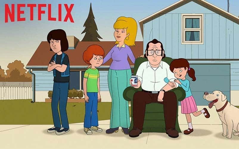 f is for family review  another a  netflix original