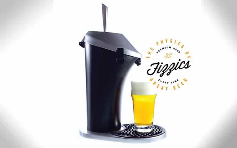 fizzics beer machine