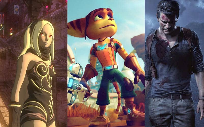 All 27 upcoming ps4 exclusives of 2016 for Ps4 fishing games 2017