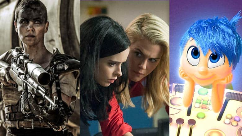 top 15 strong female characters of 2015