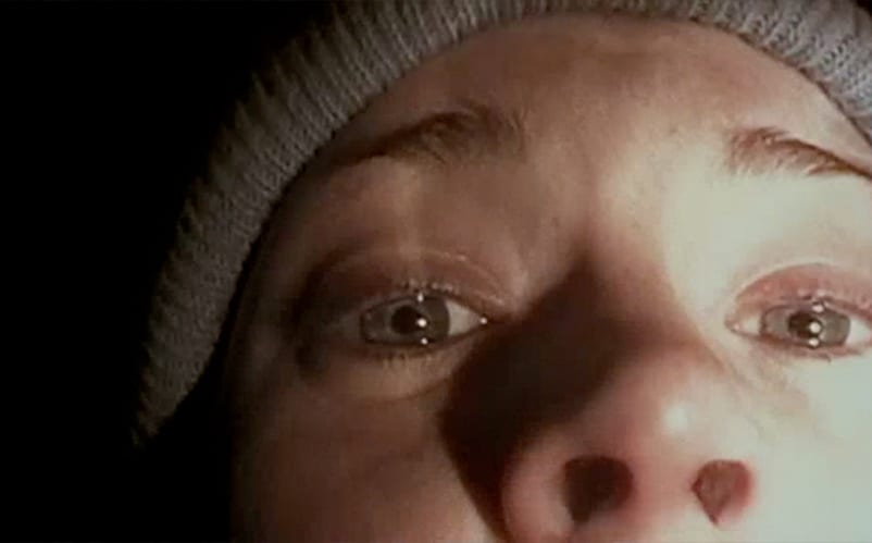 Blair Witch Project the classic screenshot