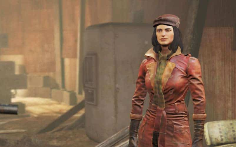 fallout 4 female characters