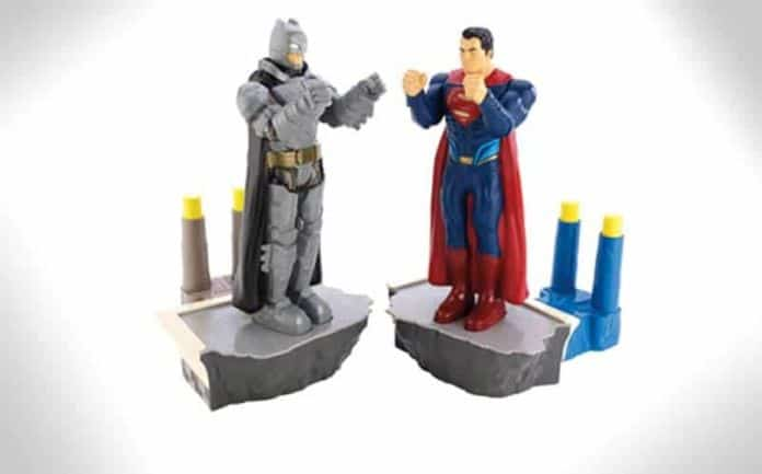 batman v superman rock em sock em robots