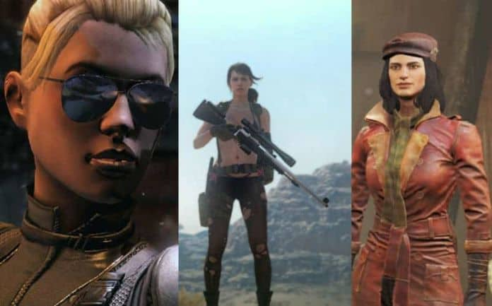 best female game characters