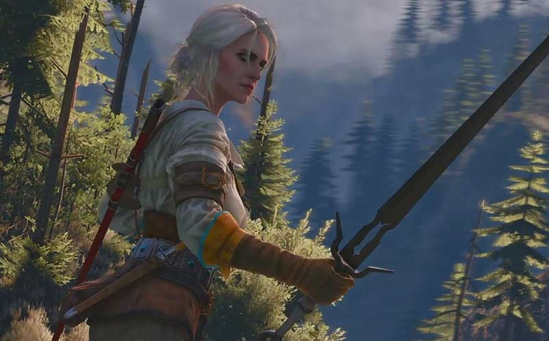 witchers female Are there