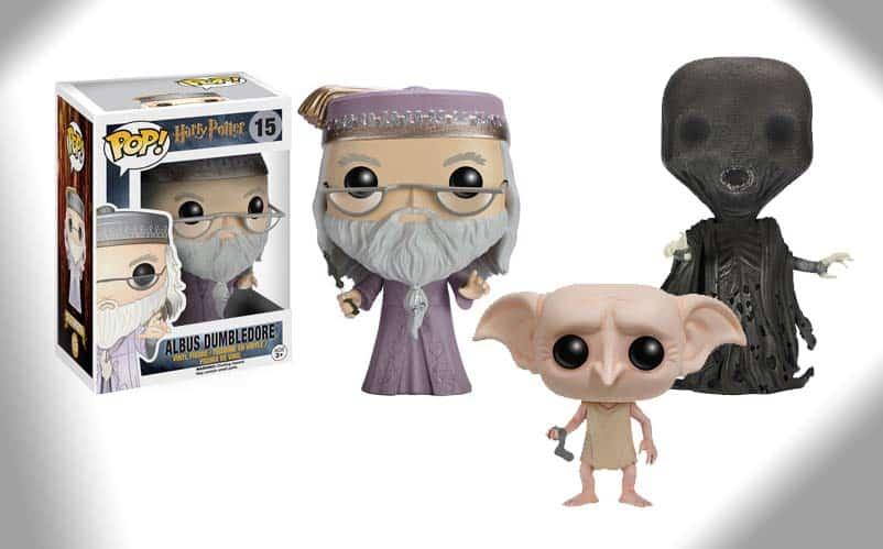 New Harry Potter Funko Pop Series