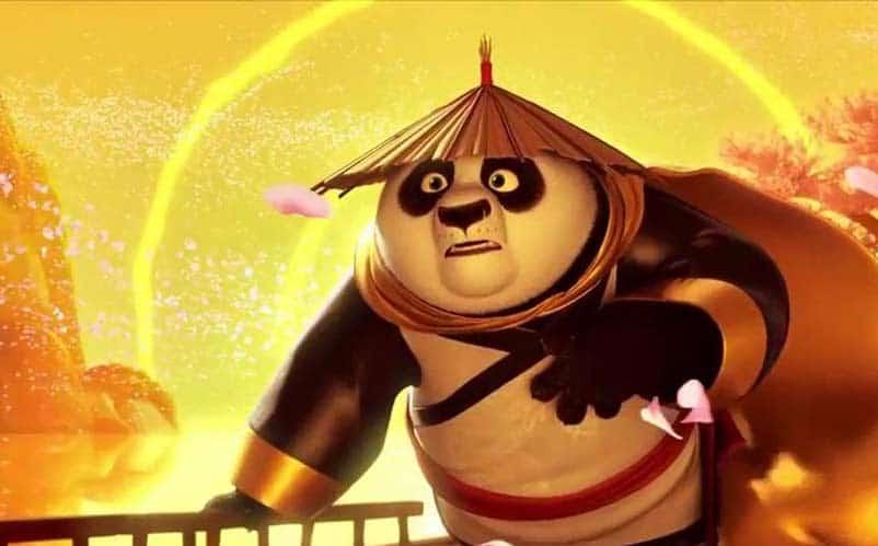 kung fu panda 3 visuals