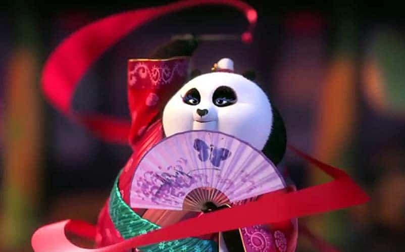 Kung Fu Panda 3 Cast