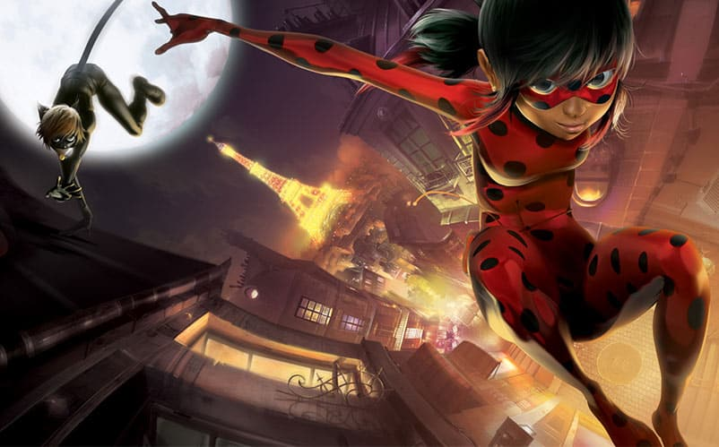 miraculous ladybug 10 reasons why it s the best new cartoon