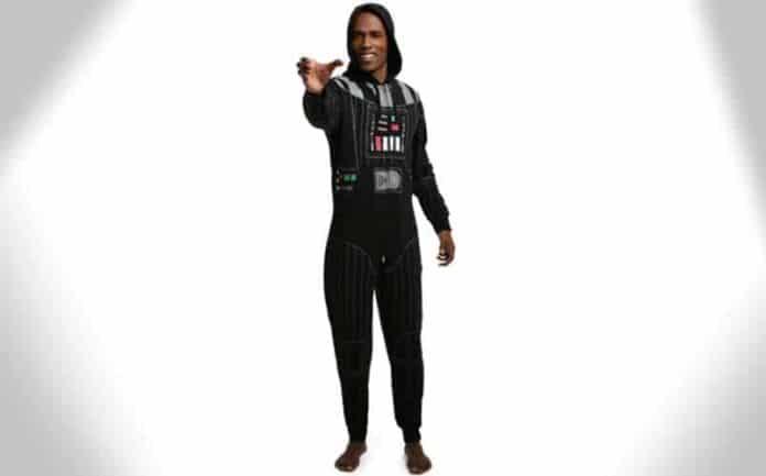 darth vader pajamas