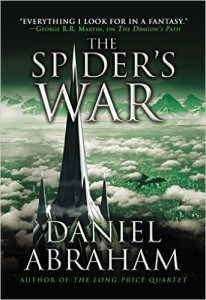 the spider's war daniel abraham
