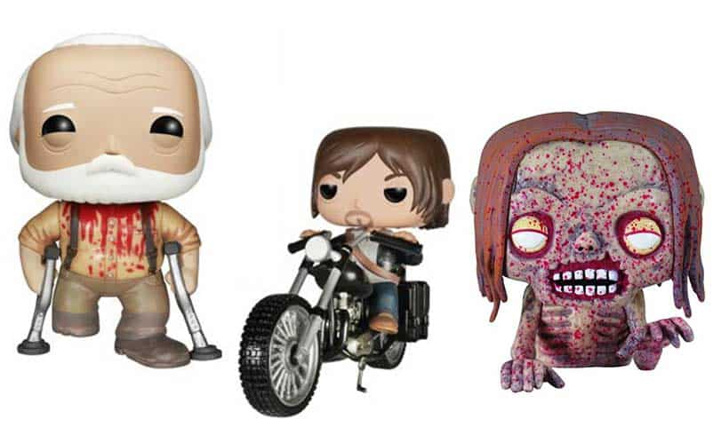 10 Best The Walking Dead Pops The Ultimate List 2018