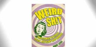 Weird Shit book