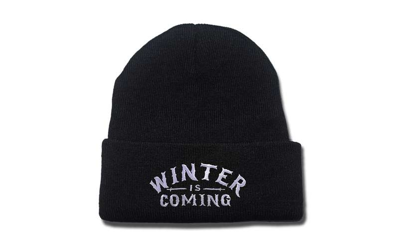 winter is coming hat
