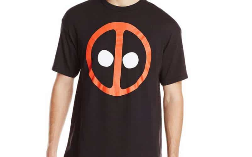 deadpool t-shirts