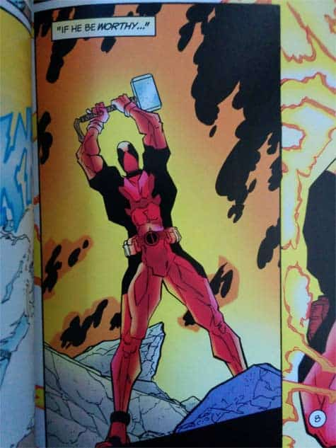 top 5 funny deadpool comic book moments