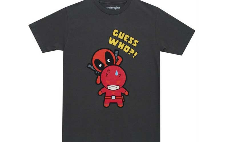 deadpol guess who shirt