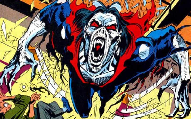 morbius movie marvel