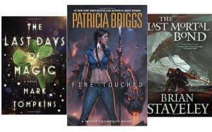 new fantasy and sci-fi books