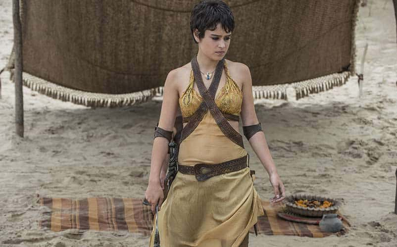 Tyene Sand Game of Thrones