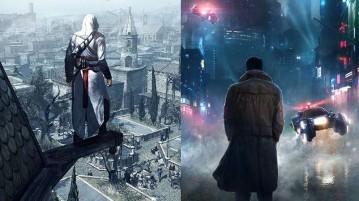Assassin's Creed Blade Runner