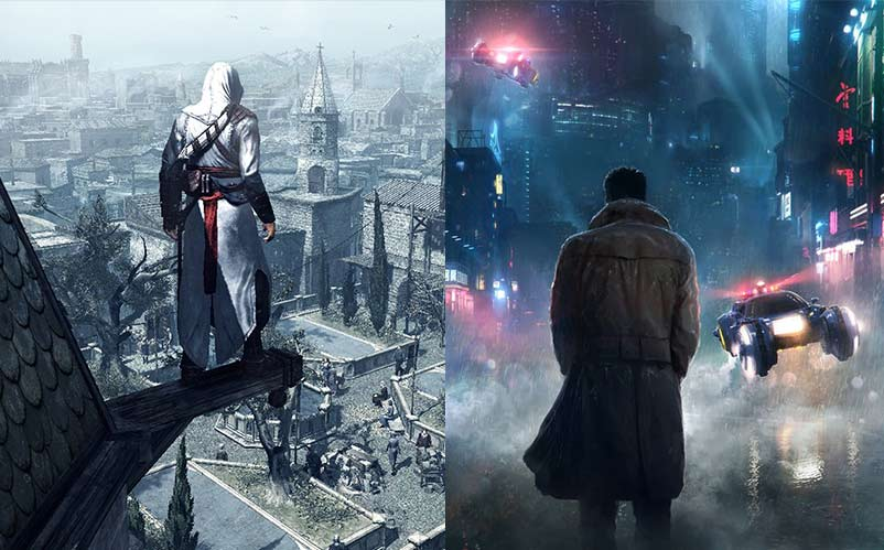 Assassin's Creed Blade Runner