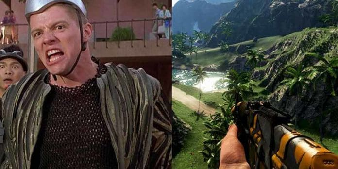 back to the future meets far cry