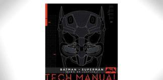 Batman v Superman Tech Manual
