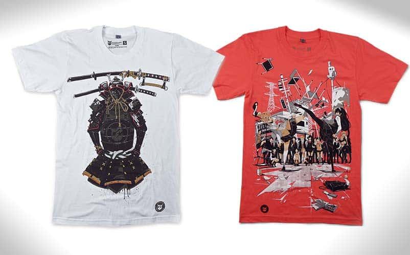 boomslank t-shirts