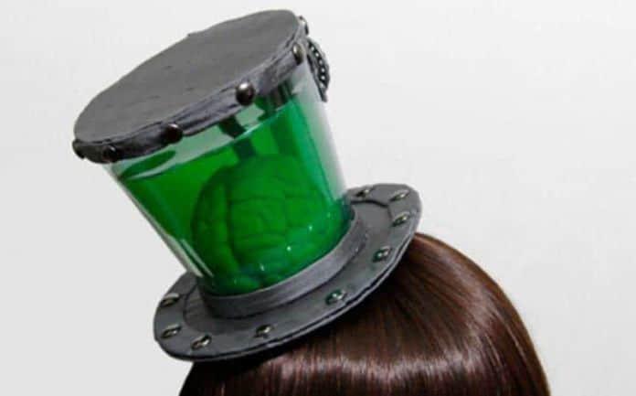 Brain Specimen Top Hat