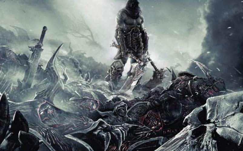 Darksiders 2016 скачать торрент