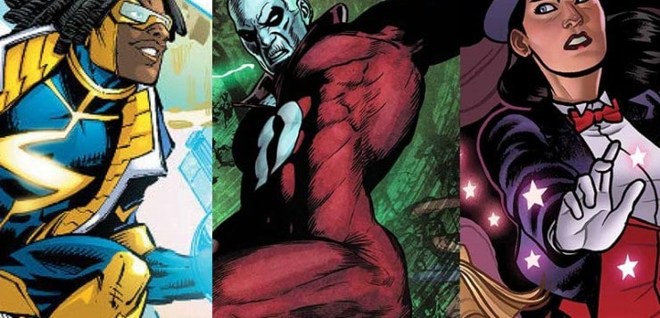 10 DC Heroes We Want to See in Superhero Movies
