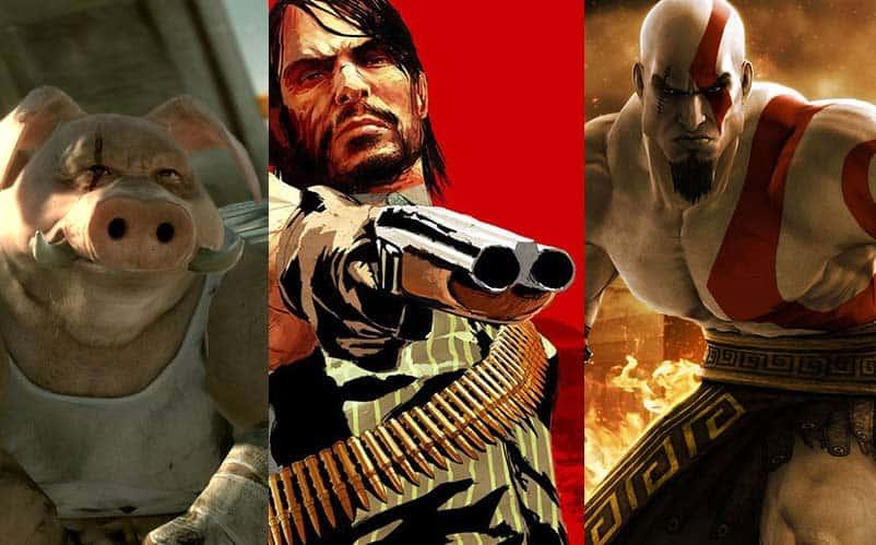 all games announced at e3