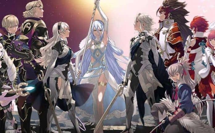 fire emblem fates endings