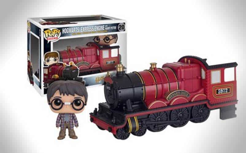 harry potter hogwarts express funko pops