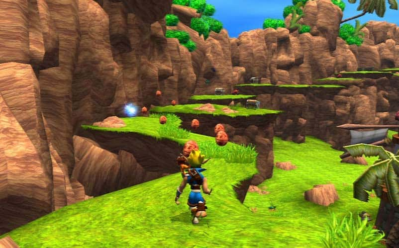 jak and daxter reboot