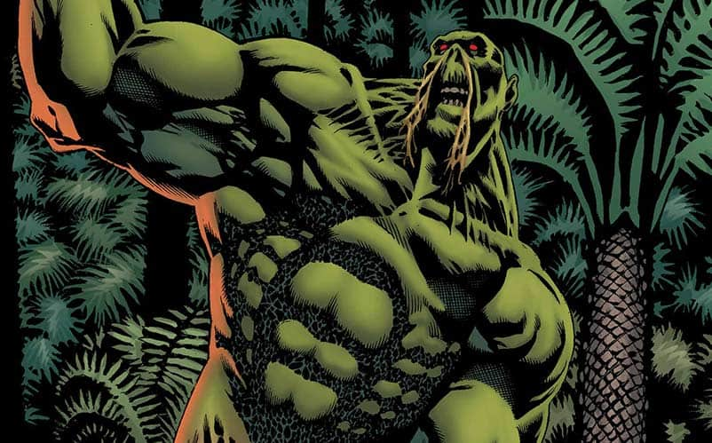 swamp thing dc comics