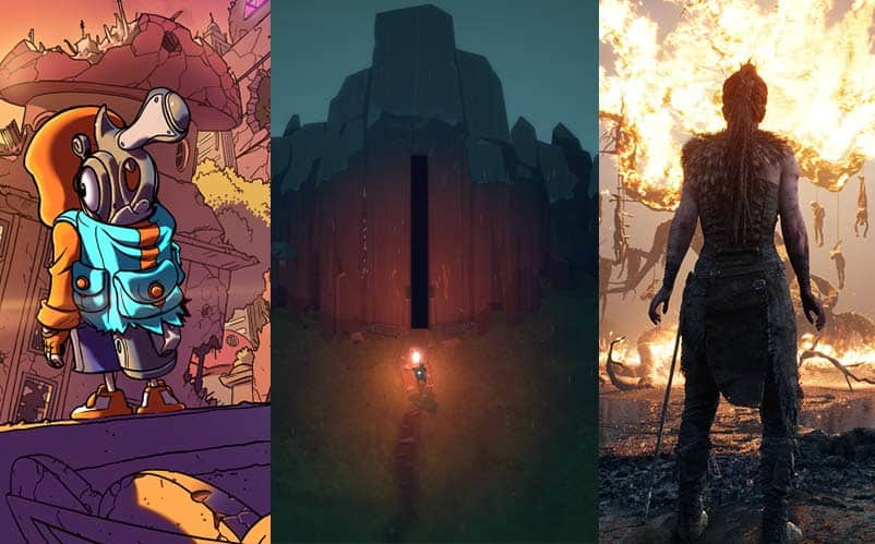 upcoming indie games 2017