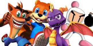 video game mascots