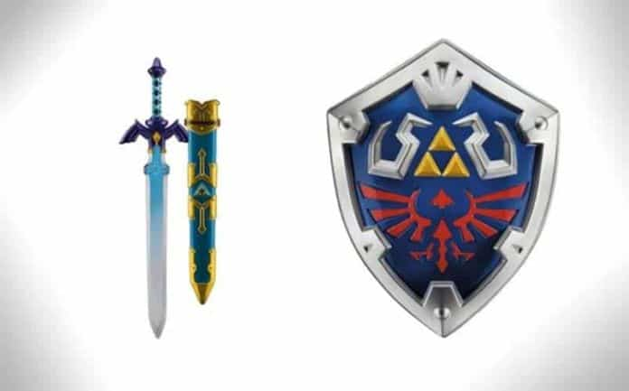 hylian shield replica