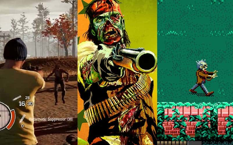 16 Best Zombie Games of All-Time: The Ultimate List (Updated)