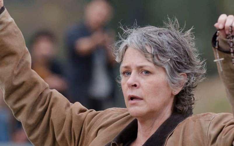 The Walking Dead Carol Tot