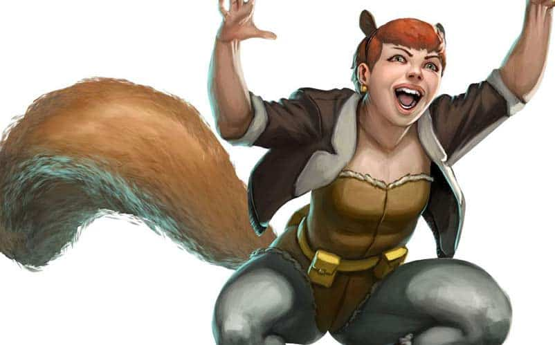 marvel squirrel girl