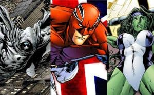 marvel tv series