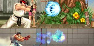 fighting game genre