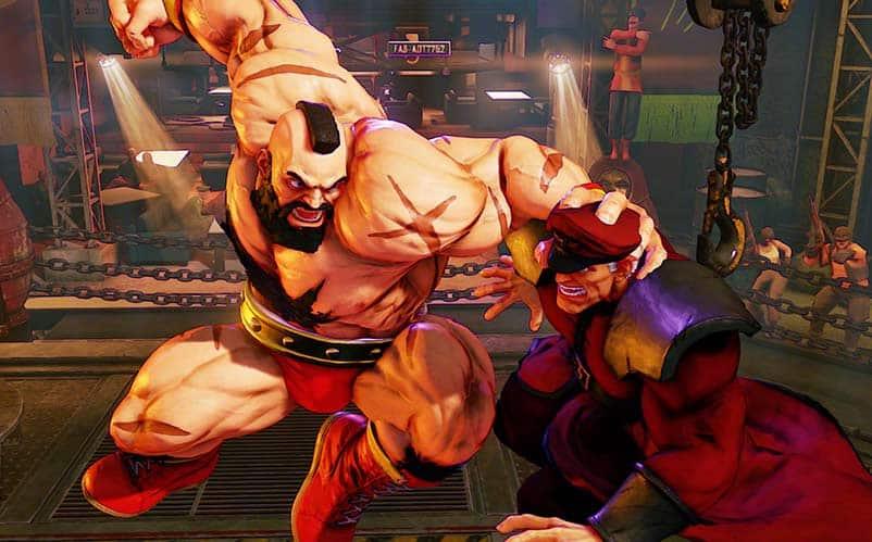 fighting games genre